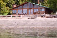 Beachcomber cabin - Orcas Island Washington