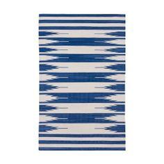 Madeline Weinrib - Sapphire Haveli Cotton Carpet