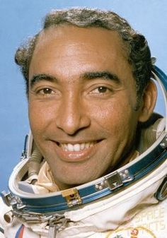 Brigadier General Arnaldo Tamayo Méndez, a Cuban of African descent, was the first black astronaut in space.