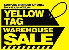 Yellow Tag