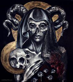 MOTHER of FEAR by oldSkullLovebyMW on deviantART