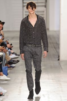 Costume National Homme SS16