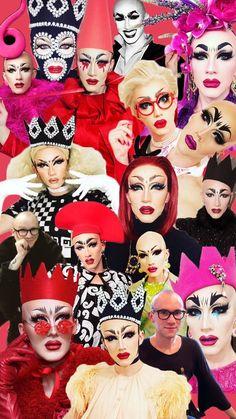 Drag Queens, Valentina Drag, Rupaul Drag Queen, Adore Delano, Queen Makeup, Club Kids, Cultura Pop, Beautiful Creatures, Fancy Dress