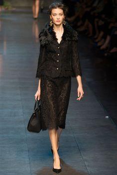 Dolce & Gabbana - Spring/Summer 2014 Milan Fashion Week