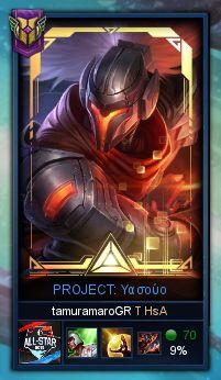 Project yasuo summoned bunner