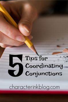 Slide Show: 5 Tips for Coordinating Conjunctions