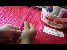 Flor hecha con limpia pipas para el día de la madre - Idea para regalar - YouTube