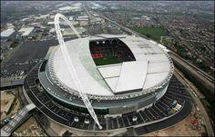 Angleterre, à Londres, surnommé 'Le Temple du Foot