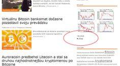Bitcoin sú drogy!