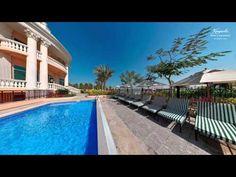 Teaser Video tour to the garden - pool of Imperial Villa at Kempinski The Palm Jumeirah Dubai