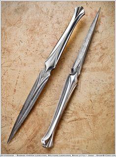Custom Blade - stunning.