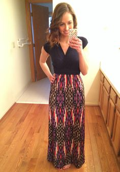 stitch fix gilli sina vneck printed maxi dress - this one is great, too. I wouldn't mind seeing this in my next stitch fix! Stitch Fix Outfits, Stitch Fix Maxi, Cute Dresses, Cute Outfits, Maxi Dresses, Maxi Skirts, Dress Skirt, Dress Up, Dress Long
