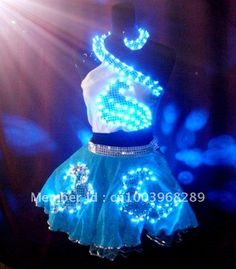 Aliexpress.com : Buy light up clothing/ LED dress for party/cocktail dress/ party dress from Reliable led dress suppliers on LUMIKNIGHT ARTS COSTUMES TECHNOLOGY CO., LIMITED $225.00
