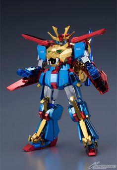 HGBF 1/144 Gundam Tryon 3 Full Color Metallic Ver. Official Images, Info Release http://www.gunjap.net/site/?p=245506
