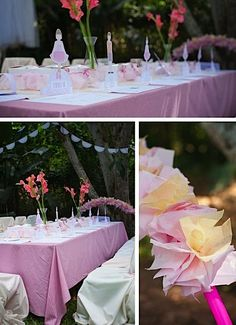 Ballerina 3rd Birthday Party - Kara's Party Ideas - The Place for All Things Party