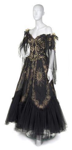 Zandra Rhodes, (British, b. 1940), Evening Gown