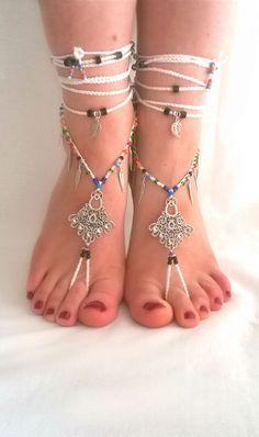 Barefoot Sandals Barefoot Beach Jewelry от BarefootSandalsOnly