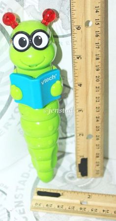 VTECH BUGSBY READING PEN REPLACEMENT & WOW WOW WUBBZY CARTRIDGE USED 'NO BOOK' #VTech