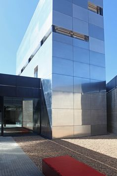 Gallery of Multi-Purpose Building For Central Termosolar Astexol-2 / Sáenz De Oiza Arquitectos - 14