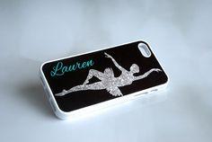 Dancer iPhone Case + Monogram iPhone Case + Ballerina iPhone Case