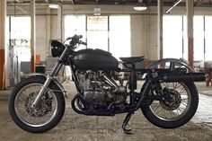 Solo X (Ural sT custom) by Hammarhead Industries