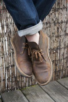 The Style Blogger | Clarks | Desert Boots