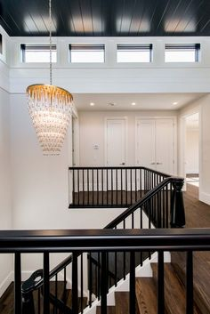Maison Design & Build created a custom look for this large, open plan single-family home that balanced a modern space with historic finishing details. They combined Metrie's Fashion Forward and True Craft Finishing Collections to bring the sophisticated theme together.