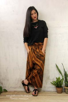 Batik Amarillis Made in Indonesia