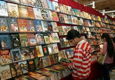 "#DidYouKnow that Delhi is often regarded as the ""Book Capital"" of India because of a large number of book lovers. The New Delhi World Book Fair which takes place at Pragati Maidan is the second largest exhibition of books in the world."