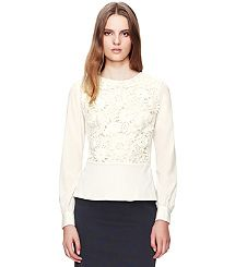 ISABEL TOP --- I wish I could afford this.