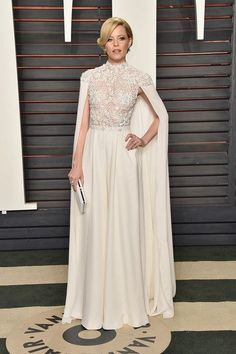 Elisabeth Banks in Ralph & Russo | Oscar 2016: best looks + summary of the night | The Blonde Salad | Bloglovin'