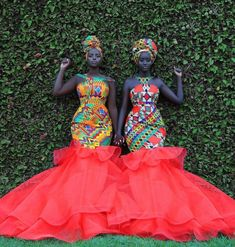 Bettinah Tianah is unapologetic about her skin   Beauty   K'la Chic Ankara Styles For Men, Ankara Gown Styles, Dress Styles, Blouse Styles, African Print Skirt, African Print Dresses, African Prints, African Dress, Ankara Peplum Tops