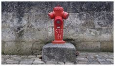 The Firefighter - Saint Emilion, France, 2014