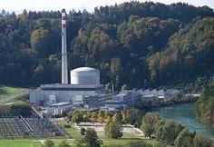 Helvetia refused in referendum le close de su centrales nuclear