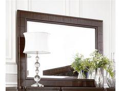 Hillsdale Furniture 1225-721 Roma Landscape Mirror