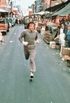 Rocky worked out in the same damn ugly sweatsuit every day. You don't need Lululemon or Nike.