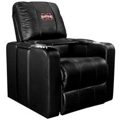 Mississippi State Bulldogs Home Theater Recliner Plus by DreamSeat