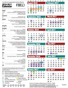 Fort Bend Isd Calendar 2019 11 Best Fort Bend ISD and Lamar CISD Education images in 2014