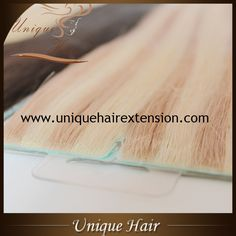 Invisible tape in hair extensions factory,more than 17years experiences, supply hair extensions to many hair salons and online store, OEM order available, Just contact us for details, sales@uniquehairextension.com whatsapp: +8613553058361