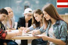 نکته های لازم جهت اخذ پذیرش از اتریش اگر شخصي ديپلمه باشد يعني 12 سال تحصيل کامل داشته باشد نمي تواند مستقيماٌ براي دانشگاه هاي اتريش اقدام نمايد بلکه بايد قبولي در کنکور سراسري را داشته باشند تا بتوانند براي کالج اقدام کنند. کالج در اتریش تقريبا دو ترم است و اين کالج ها فقط به زبان آلمانی هستند.