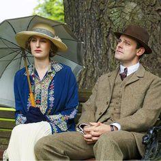 Edith and Bertie