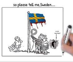 Sweden's decline