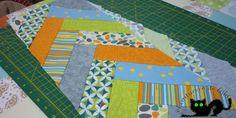 Este es el top de nuestro camino de mesa Kids Rugs, Quilts, Blanket, Sewing, Home Decor, Jelly, Videos, World, Fabric Basket