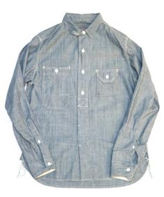 SUNNY SPORTS - 40'S ORGANIC WORK SHIRT.