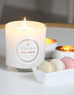 Voluspa candles make an amazing gift-- they burn forever and smell heavenly! Sizes range! $6.60-$29.70