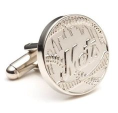 Silver Edition NY Mets Cufflinks... GOT 'EM @  http://www.cufflinks.com/  [New York City / George L. Rosario is a Realtor with Coldwell Banker Kueber. Together with Lev Shalomayev, they lead the Rosario Shalomayev Group at Coldwell Banker Kueber. They have an unsurpassed passion for Brooklyn, Queens & Manhattan real estate. George is also an avid writer, reader, public speaker, trainer and all around New Yorker]