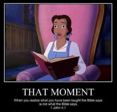 That moment when you realize what you have been taught the Bible says is not what the Bible says. Bible Truth, Truth Quotes, Bible John, Church Memes, Jw Humor, Lds Scriptures, Fhe Lessons, Bible Verses Quotes Inspirational, Bible Translations