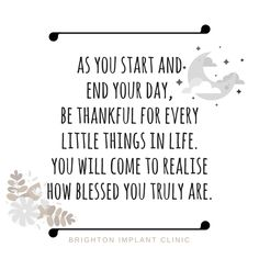 As you start and end your day, be thankful for every little things in life. You will come to realize how blessed you truly are. #goodvivesquotes #gv #insperationalquotes #quotes #upliftingquotes