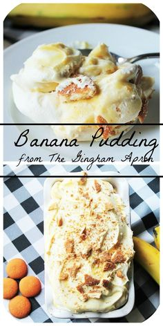 Banana Pudding- delectable, refreshing, classic dessert that your family will love! SO EASY TO MAKE!