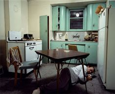 Photography 370: Semi-contemporary constructed reality photographer -- Jeff Wall